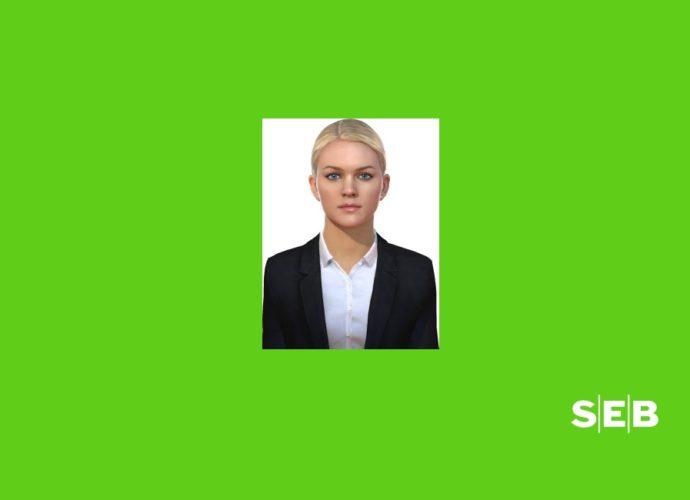 Amelia digital employee SEB