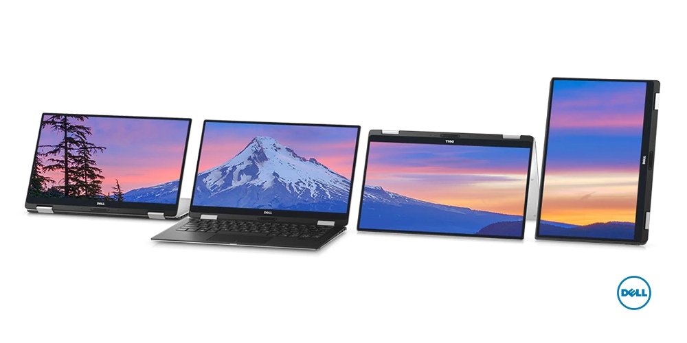Dell Notebook 2v1 XPS 13