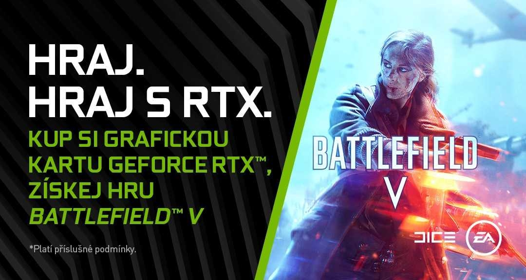GeForce RTX Battlefield V