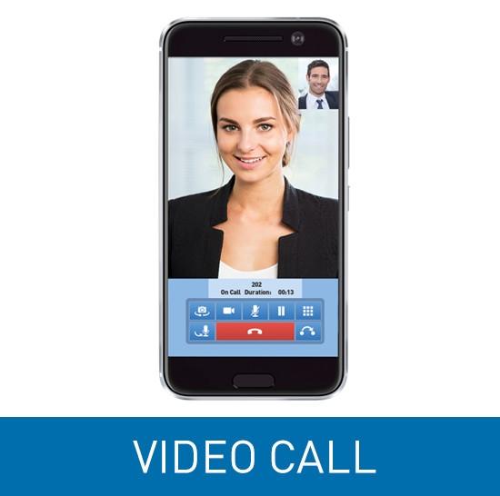 Mobilní aplikace Softphone