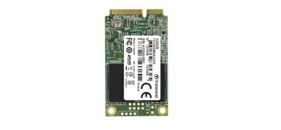 mSATA SSD 230S