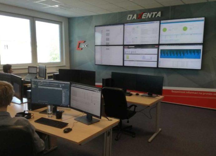 AXENTA a.s. Security Operation Center