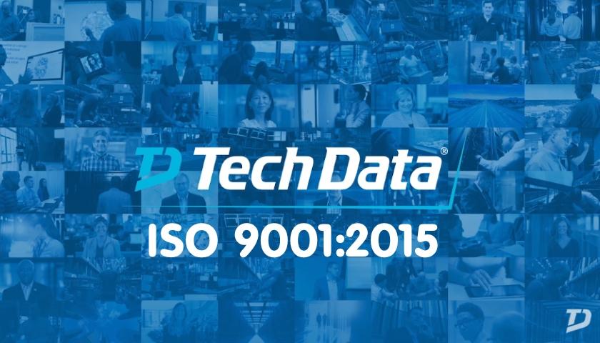 ISO 9001 Tech Data