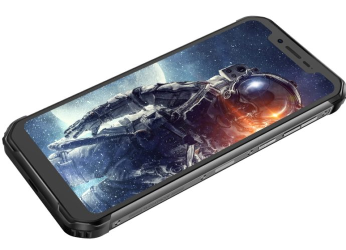 Intelek #smartphone iGET BLACKVIEW GBV9600 Pro Black