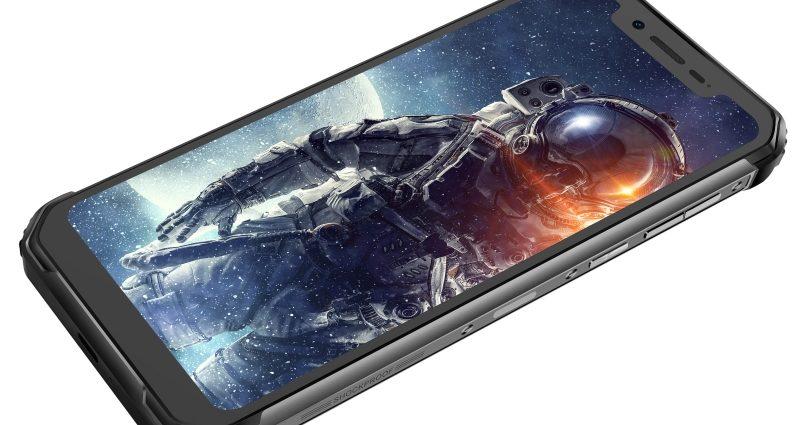Intelek #smartphone iGET BLACKVIEW GBV9600 Pro Black