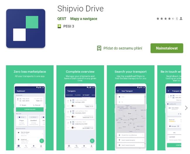 Shipvio Drive