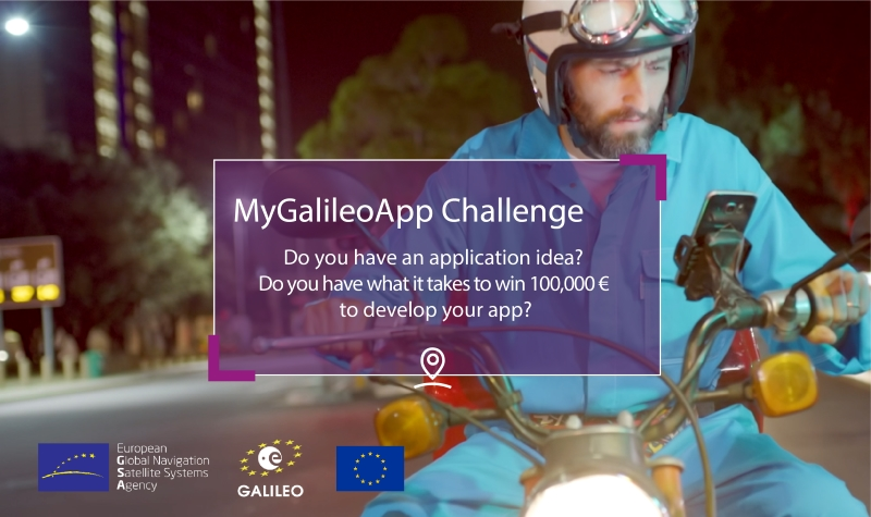 MyGalileoApp Competition