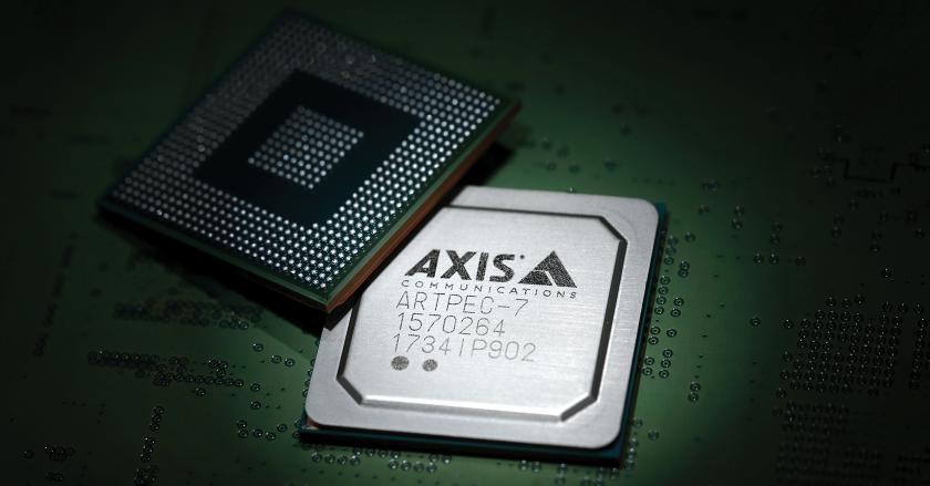 ARTPEC 7 chip
