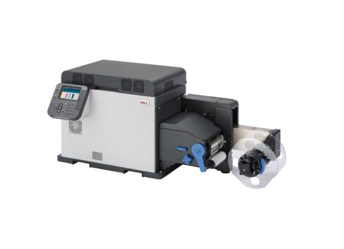 Tiskárna OKI pro úzký formát
