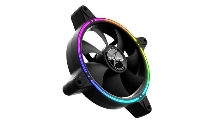 ventilátor řady Z-Spectrum