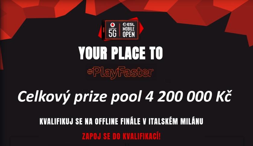 Celkový prize pool 4 200 000 Kč