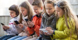 Jak české děti tráví čas na internetu