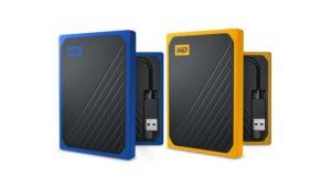 Externí SSD disk My Passport Go