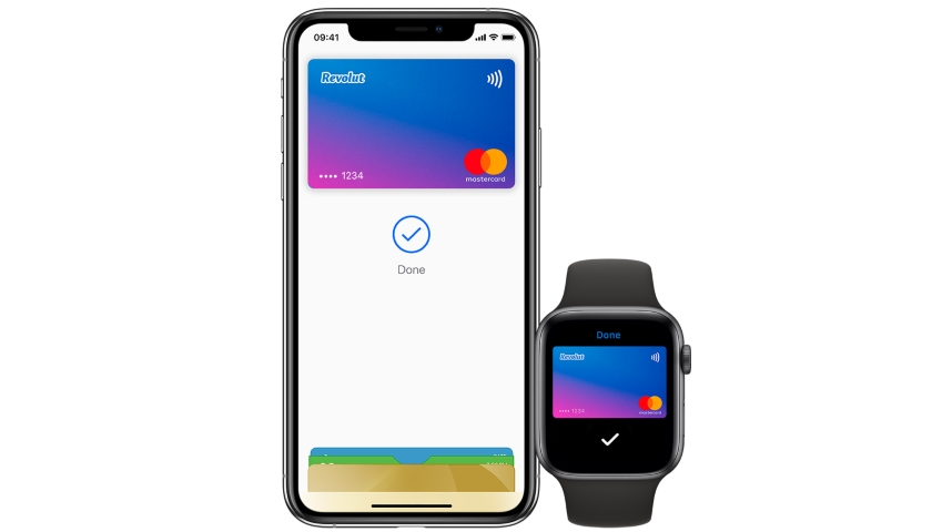 Revolut Apple Watch