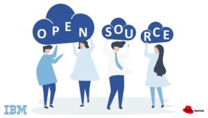 open source IBM RED HAT