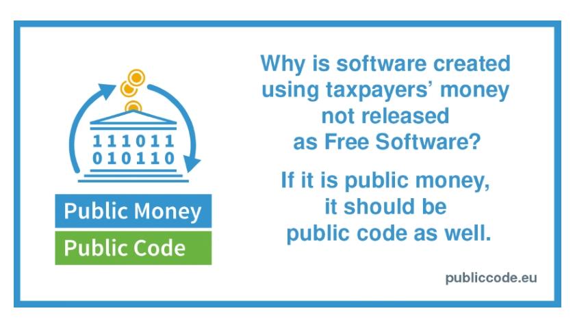 public money public code