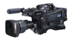 Přenosná kamera 4K/HDR