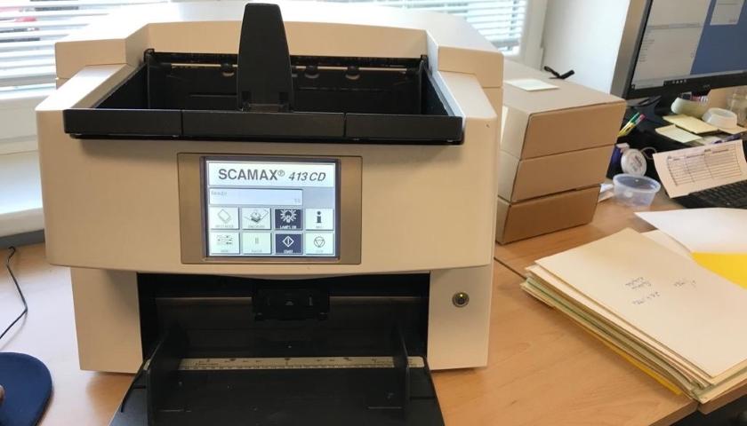 Canon scanner Ostrava