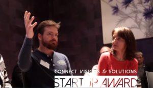Praha partnerem startupové soutěže Connect Visions to Solutions