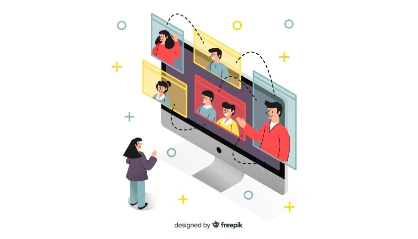 video konference