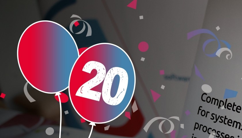 FINAMIS slaví 20 let