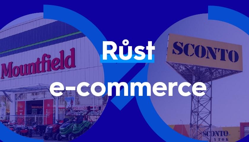 e-commerce sconto mountfield