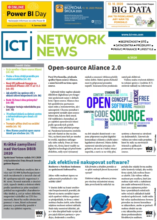 ICT NETWORK NEWS 6-2020