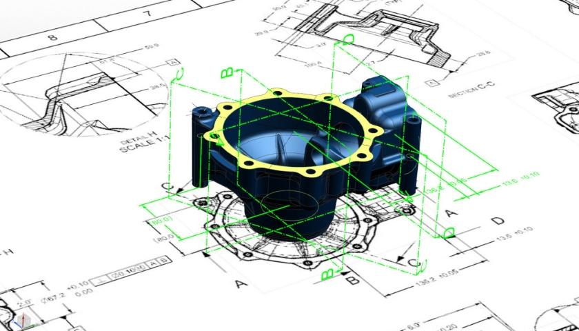 CAD skicování s podporou umělé inteligence