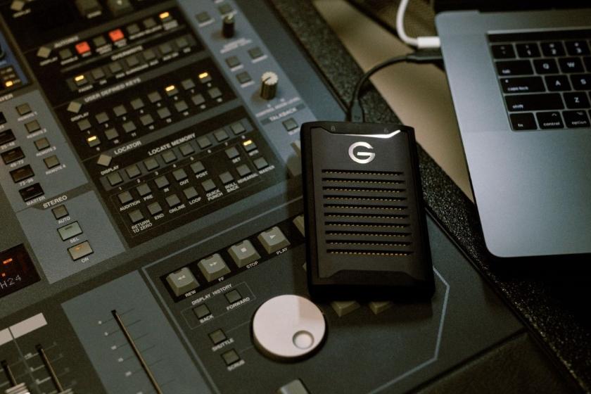 Externí NVME SSD se zabezpečením ArmorLock