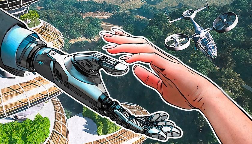 technologické vylepšení člověka