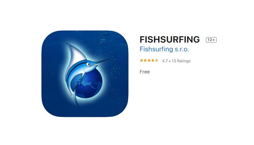 Fishsurfing app