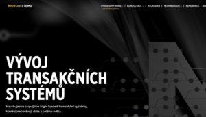 MoroSystems web