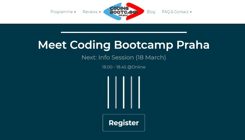 Meet Coding Bootcamp Praha