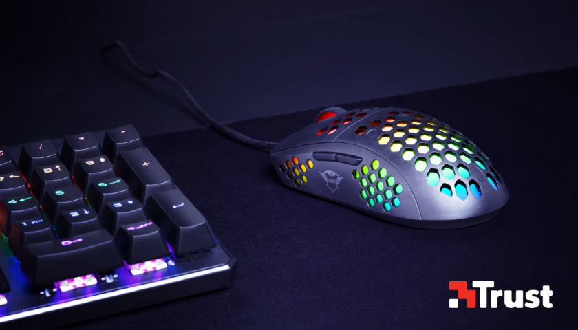 Herní myš Trust GXT 960 Graphin