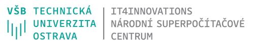 IT4Innovations národní superpočítačové centrum logo