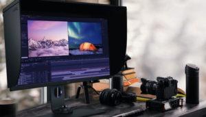 Monitor BenQ SW271C