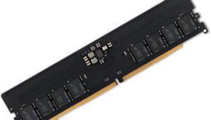 Kingston Technology připravuje DDR5 moduly vhodné k přetaktování