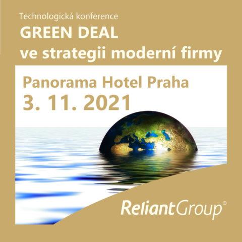 Technologická konference Reliant Group Panorama Hotel