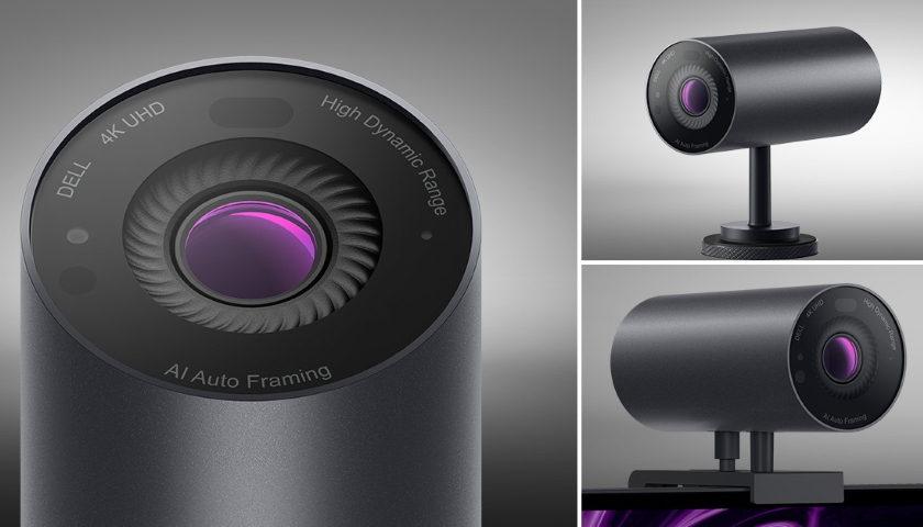 4K webkamera Dell