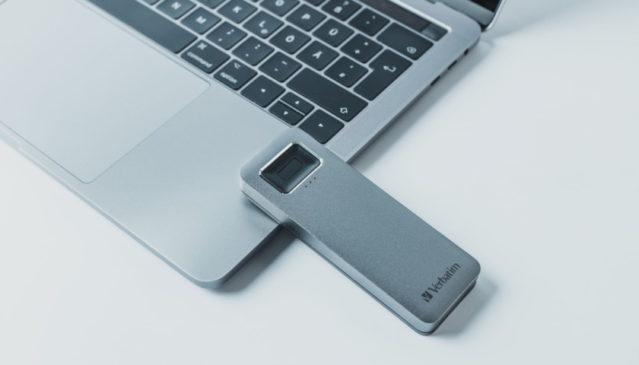 Verbatim Fingerprint Secure SSD