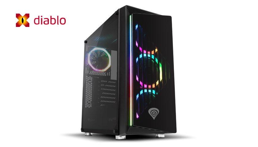X-DIABLO Gamer 5 1660S RGB