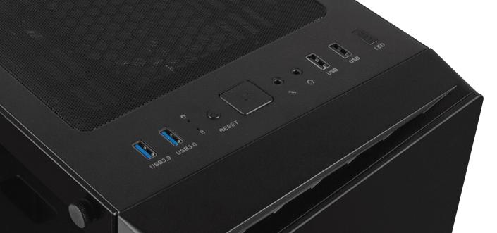 X-DIABLO Gamer 5 1660S RGB porty
