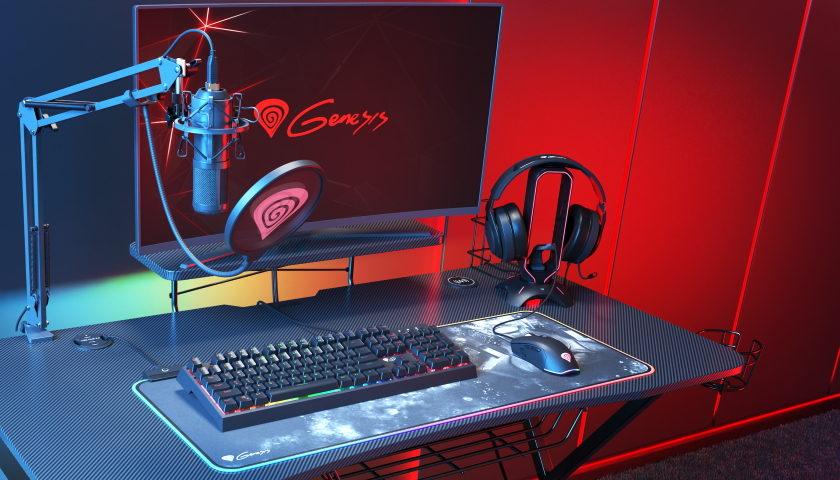 Genesis gaming table