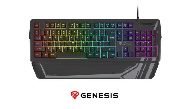Herní klávesnice Genesis Rhod 350