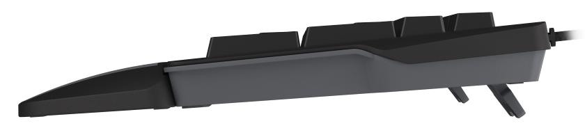 Herní klávesnice Genesis Rhod 350 side