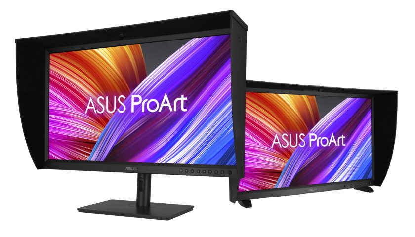 OLED monitor ProArt PA32DC