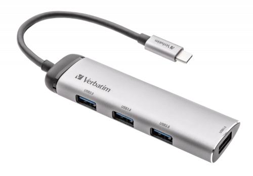 Nový USB-C HUB od VERBATIM, aneb připojíme vše, co můžeme