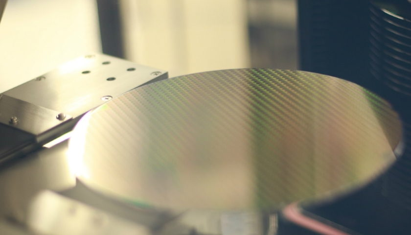 wafer production SMIC